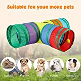 BWOGUE Bunny Tunnels & Tubes Collapsible 3 Way
