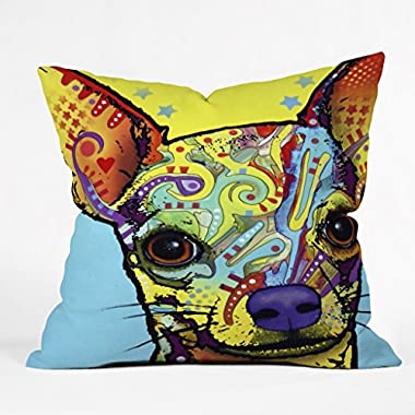 chihuahua 1 Cushion Covers Pillow Cover 16x16 Inches (two Sides) Nice Choice For Festival,car,shop,home Office,drawing Room
