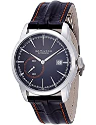 HAMILTON watches RailRoad Small Second H40515731 Men's [regular imported goods]