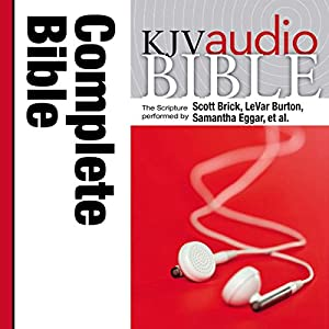 KJV Audio Bible, Pure Voice Hörbuch