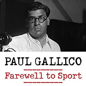 Farewell to Sport Audiobook