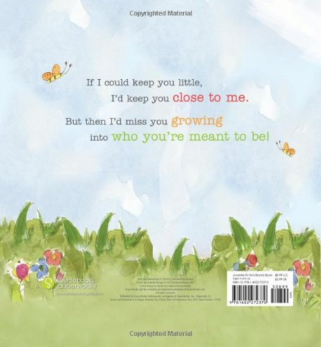 If I Could Keep You Little: A Baby Book About a Parent's Love (Gifts for Babies and Toddlers, Gifts for Mother's Day and Father's Day)