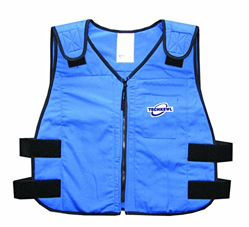IndustrialSafety.com - Allegro 8413-05 Vest For Cooling ... |Cool Hazmat Vest