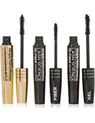 3D Fiber Lash Mascara with Eyelash Enhancing Serum by Simply Naked Beauty. Infused with Organic Castor Oil to nourish lashes. Organic & hypoallergenic ingredients. Waterproof, smudge proof & last all