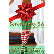 Serendipity 5A: A Short Holiday Erotic Romance (Serendipity Estates)
