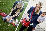 Peke-Buo Diaper Bag Clutch, Small for Mom Dad Girls