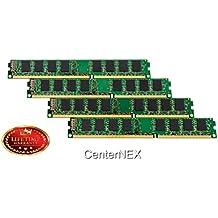 CenterNEX® 2GB Memory KIT (2 x 1GB) For Asus PTG Series PTGV-LM (ECC Unbuffered). DIMM DDR2 ECC Unbuffered PC2-5300 667MHz Dual Rank RAM Memory.