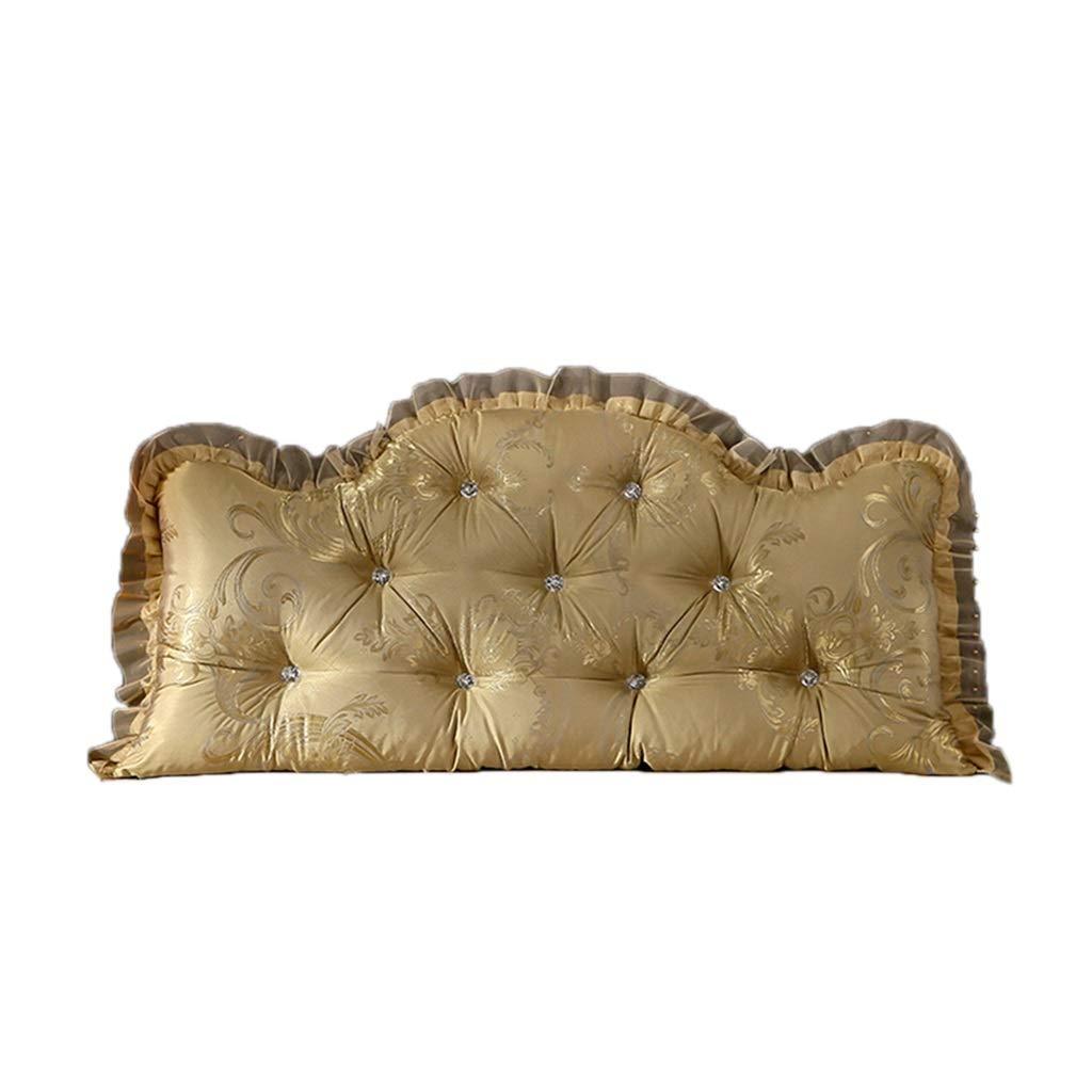 rivenditori online CHANG-pillows Cuscino in Cotone, Cuscino di Stampa Cuscino Morbido Morbido Morbido Confortevole colore Solido Lavabile Lavabile Facile da Pulire Cuscino Dimensioni  120 cm  220 cm (colore    2, Dimensioni   200CM)  sconto di vendita