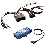 PAC RP4-CH11 All-in-one Radio Replacement and Steering Wheel Control Interface (For select Chrysler vehicles with CAN Bus)-by-PAC by PAC
