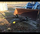 Titan Clamp on Heavy Duty Pallet Forks and