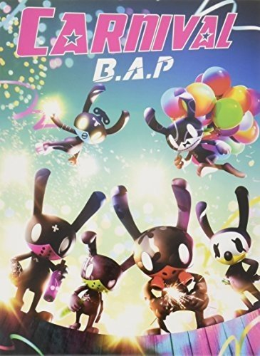 CD : B.A.P - Carnival: Special Version (Asia - Import)