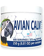 Equa Holistics, LLC. Avian Calm Dietary Supplement for Parrots, All-Natural Calming Supplement
