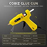 Cobiz Full Size 60/100W Heavy Duty Glue Gun