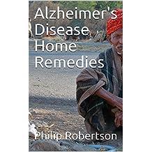 Alzheimer's Disease Home Remedies