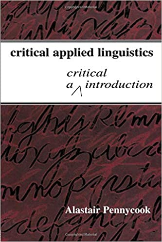 Applied Linguistics Books Pdf