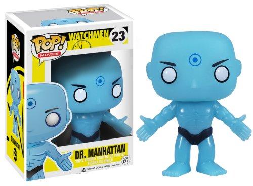 Funko PDF00004120 - Figura (PDF00004120) - Figura Watchmen Head Dr Manhattan (10