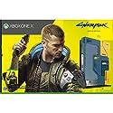 XboxOneX本体 サイバーパンク2077 リミテッドエディション