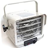 DR INFRARED HEATER DR-966 Garage Workshop Infrared Industrial Space Heater 6000W by Dr Heater