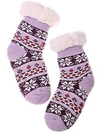 Disney Descendants 2 Girls Crown Fuzzy Babba Slipper Socks
