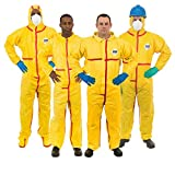 ChemSplash 1 Chemical Splash Taped Seams Protection