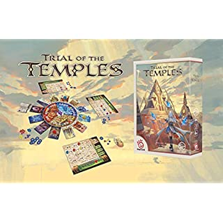 Deep Water Games Trial of Temples