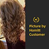 ATMOKO by Homitt 5 in 1 Curling Wand Set with 5