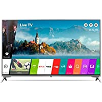 LG 49UJ670 49 UHD 4K Ultra Slim Multi-System Smart Wi-Fi LED TV 110-240V with Free HDMI Cable