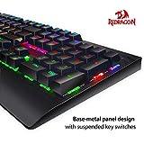Redragon K557 RGB Backlit Mechanical Gaming