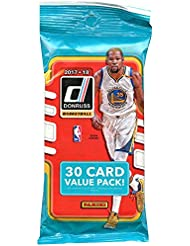 2017/18 Panini Donruss NBA Basketball EXCLUSIVE HUGE Factory Sealed JUMBO FAT PACK with 30 Cards! Look for Rookies & Autographs of Lonzo Ball, Jayson Tatum,Kyle Kuzma,Dennis Smith & Many More! WOWZZER