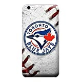 iPhone 6 Cases, MLB - Toronto Blue Jays Game Ball - iPhone 6 Cases - High Quality PC Case