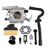 1123-120-0603 New Carburetor Set for Zama C1Q-S11E C1Q-S11G for Stihl 021 023 025 MS210 MS230 MS250 Chainsaw