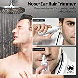 Ear and Nose Hair Trimmer Clipper - 2020