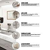 Rubbermaid Commercial Sidemount Automatic Flush