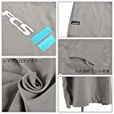 FCS Chamois Changing Robe One Size Grey