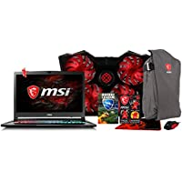 XOTIC MSI GS73VR STEALTH PRO 4K-223 W/FREE BUNDLE!-17.3 UHD 4k| Intel Core i7-7700HQ | NVIDIA GeForce GTX 1060 6 GB | 16GB | 512GB SSD | 2TB HHD |Win10