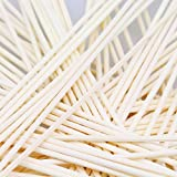 DYWISHKEY Wood Rattan Reed Sticks, Reed Diffuser