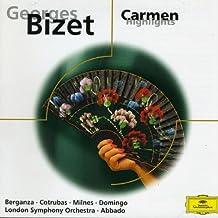 Bizet: Carmen (Highlights) by London Symphony Orchestra (2000-09-04)