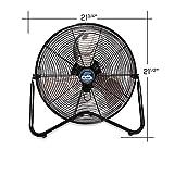 B-Air FIRTANA-20X High Velocity Electric Industrial and Home Floor