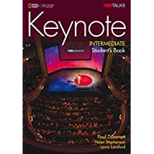Keynote - BRE - Intermediate: Student Book + DVD-ROM
