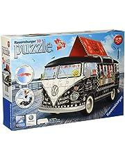 Puzzle, Volkswagen T1 - Food Truck 3D Sonderformen