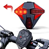 Bike Tail Lights Bicycle Tail Light with Turn