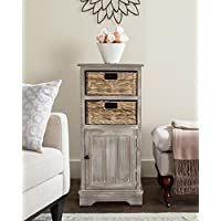 Deals on Safavieh Connery Winter Melody Storage Cabinet