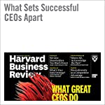 What Sets Successful CEOs Apart | Elena Lytkina Botelho,Kim Rosenkoetter Powell,Stephen Kincaid,Dina Wang
