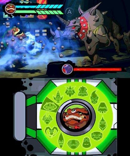 Ben 10: Omniverse DS/3DS - Part 1 - Major Malfunction ...