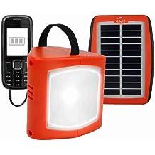 d.light S300 Mobile Charger + Solar Light, LED Rechargeable Lantern