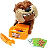 Beyoung Funny Parent Child Games Beware of The Dog Don't Wake The Dog Toys, Dog Board Games, Funny Electronic Pet Dog Toys, Bad Dog Gnaw Bones(ABS)
