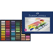 Faber-Castel FC128272 Creative Studio Soft Pastel Crayons (72 Pack), Assorted by Faber-Castel