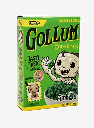 Funko Funko s Gollum Cereal Exclusive with Pocket Pop inside