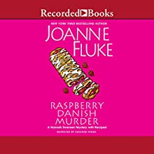 Raspberry Danish Murder Audiobook by Joanne Fluke Narrated by Suzanne Toren
