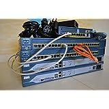 Cisco CCNA & CCNP Security home lab kit with ASA5505 Firewall 15.1 IOS